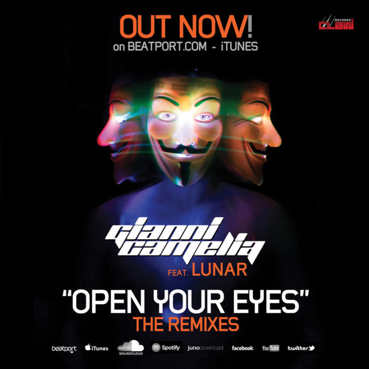 Open Your Eyes – The Remixes